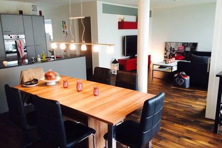 Moderne familienfreundliche 3 Zimmer Wohnung - Frauenfeld - Pis