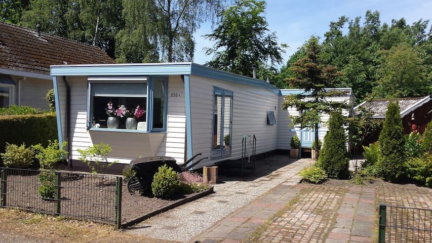 BoAn,  6p. vakantiechalet camping Bergummermeer.
