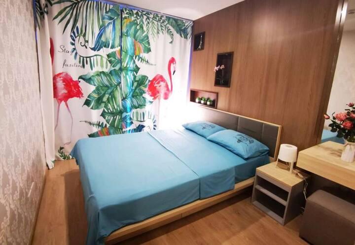 Ideo O2森林系生态公寓.