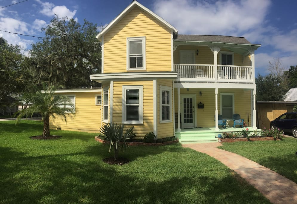 Great Renovated Apartment Close To Everything Apartments For Rent In Saint Augustine Florida