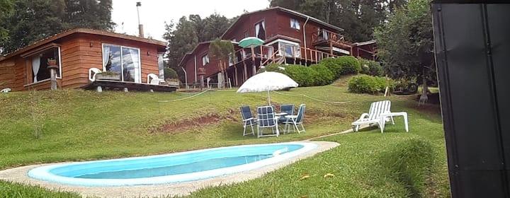 Casa camino Villarrica-Pucón