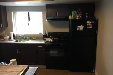 Spacious 3 beds and 2 baths - Renton - Lejlighed