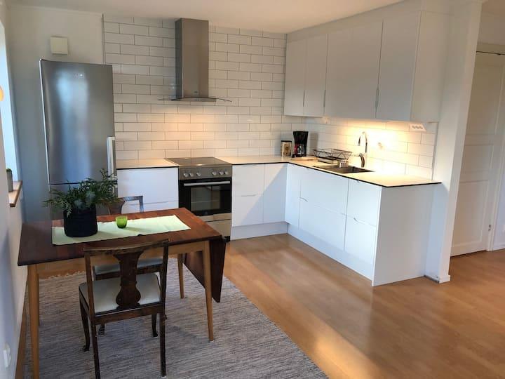 Lägenhet i villa på Hönö
