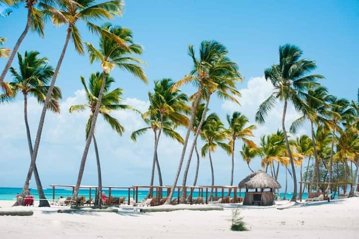 Punta Cana. Acogedor y cómodo Apartamento