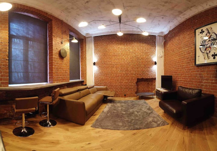 Loft on Taganka