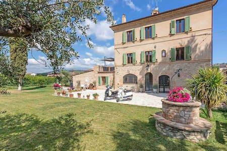 "Villa Caravaggio - Apartment ""Arancio"""