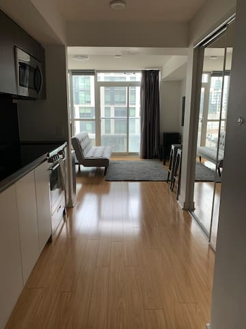 Cozy condo in the heart of downtown Toronto!