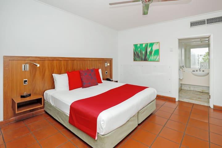 City centre accommodation.