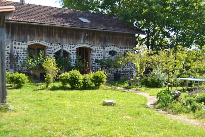 La chanvrière - Betbezer-d'Armagnac - Hus