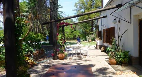 Loft en Casona Colonial