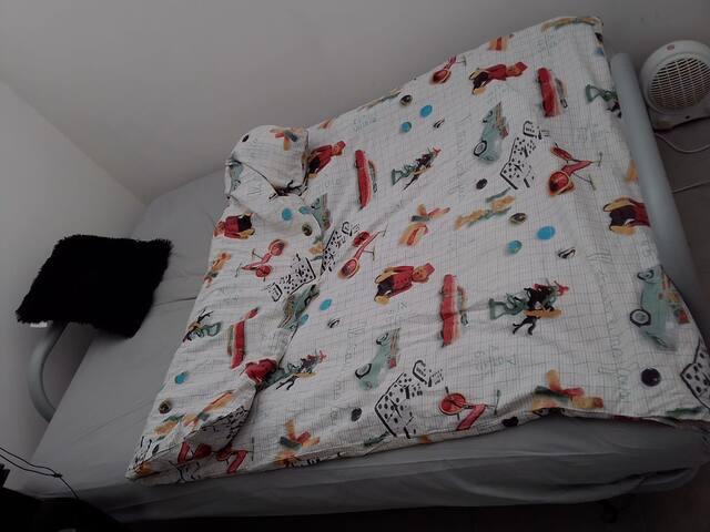 Canapé lit pour dépanner Tarbes