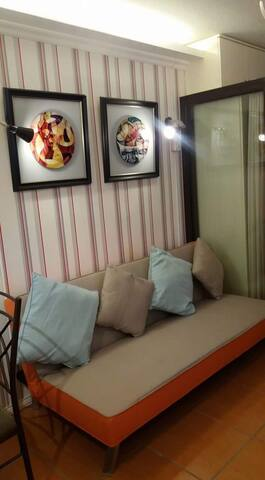 1-BR fully furnished condo unit - Davao City - Wohnung