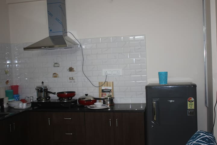 ❀ Entire 1 BHK Flat Near in Jaydeva Hostpital ❀