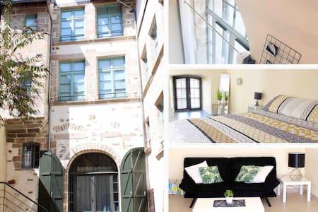 L'ENCLOS#1 - Plein Centre dans les Beaux Quartiers