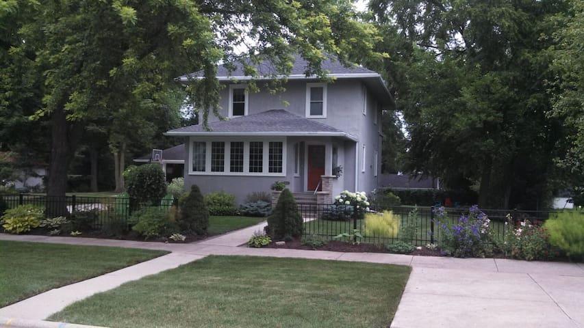 Green Bay family retreat - Green Bay - House