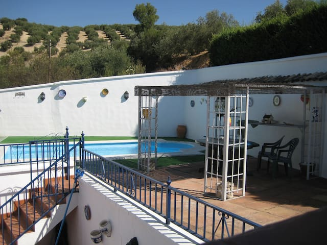 Private Rural Apartment with Pool - Iznájar