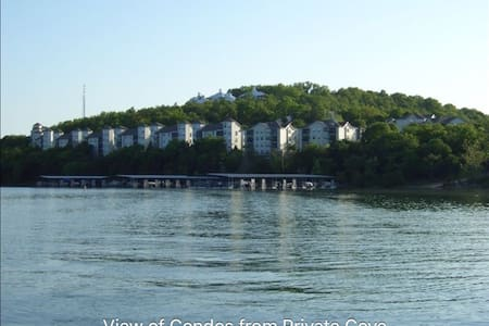 Beautiful lakefront condo - Kimberling City - Casa
