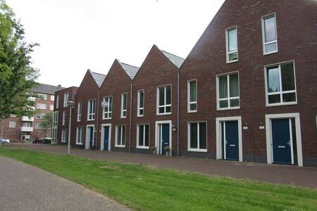 Family house with private and secure parking - Amsterdam