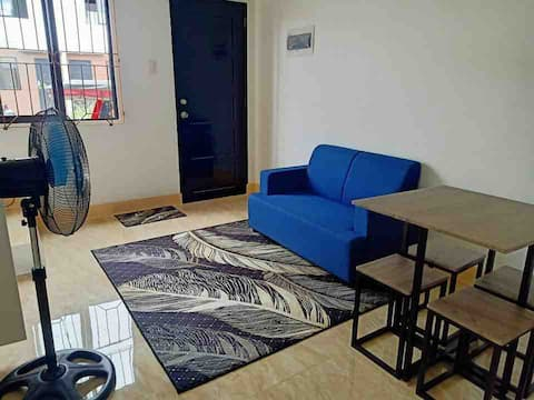 Newly furnished 2-bedroom townhouse in Carcar