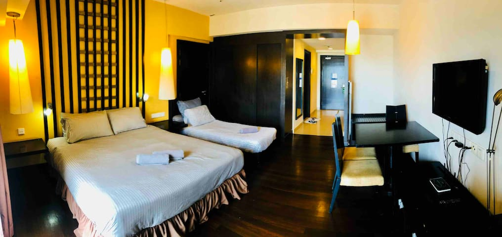 Sunway Resort Suite [YoLodge] 1min to Mall/Lagoon