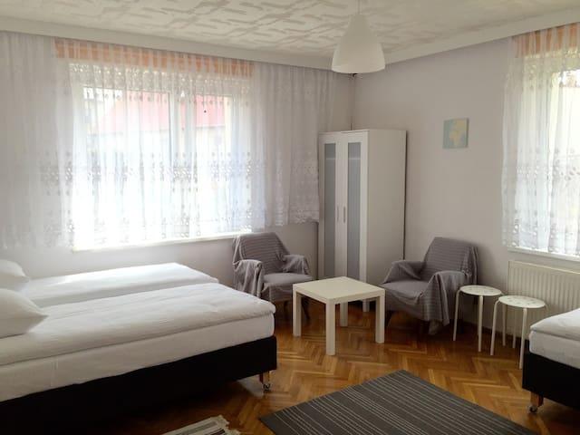 Komfortowy apartament 300m od plaży - Jastarnia - Appartement