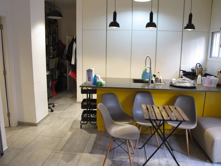 Charming Apartment in , TLV center