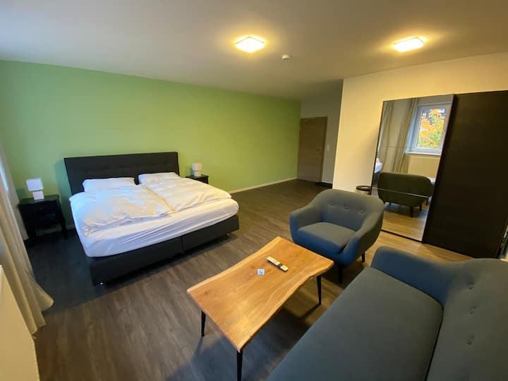 JG Apartment 3 mit Doppelbett