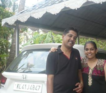 Vishnumaya homestsy - Ernakulam