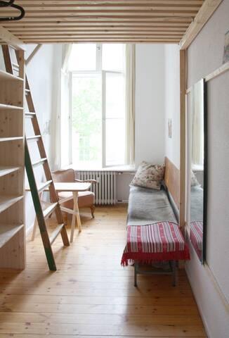 ein kleines schönes Zimmer...