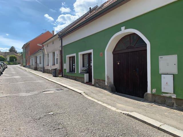 Dům v Sedlčanech - krásná příroda na dosah