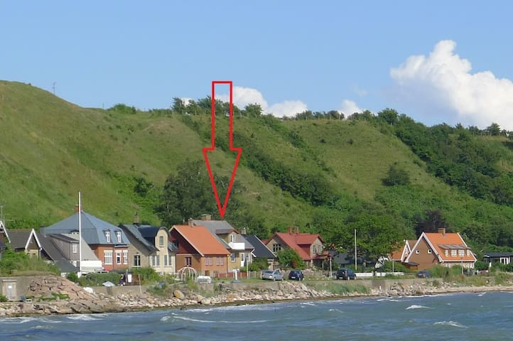 Own beachhouse on the island Ven