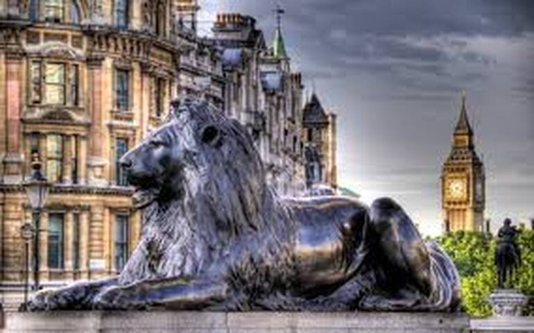 Stunning 1bed Apart in Trafalgar Sq - Londres - Apartamento