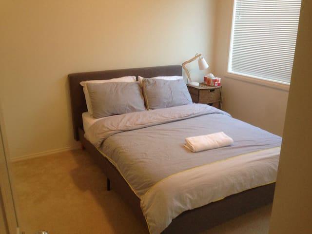 Modern spacious 3 bedroom house