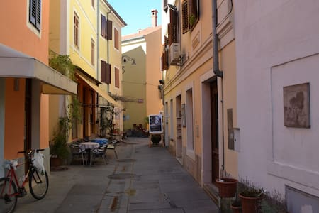 Renovated old town apartment - in heart of town - 伊佐拉 (Izola) - 公寓