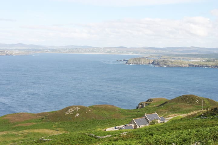 Cliff Haven - Dunfanaghy - House