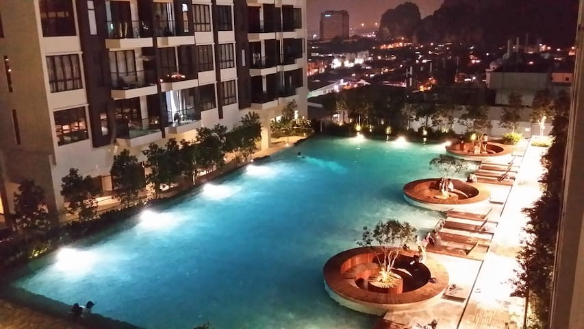 Cool  Urban360 Service Condominium - Batu Caves - House