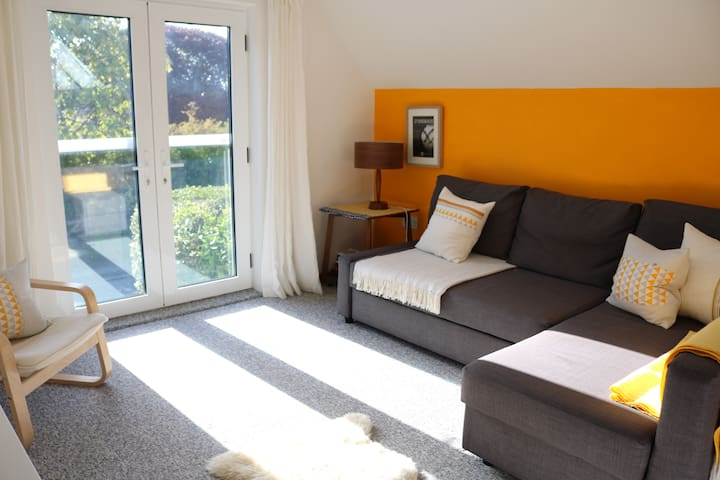 Bright, sunny apartment near sea - Lelant - Huoneisto