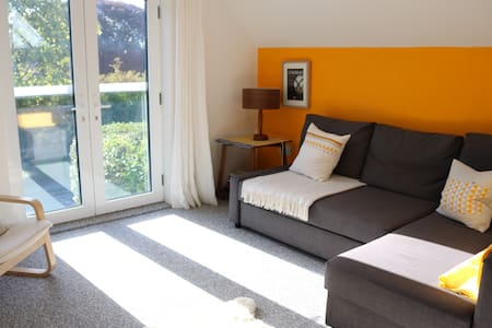 Bright, sunny apartment near sea - Lelant