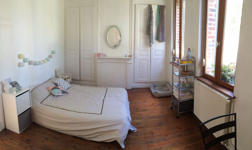 Amiénoise Traditionnelle Proche Hortillonnages - Amiens - Bed & Breakfast
