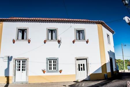 Casa do Poeta - Carvalhal - Haus