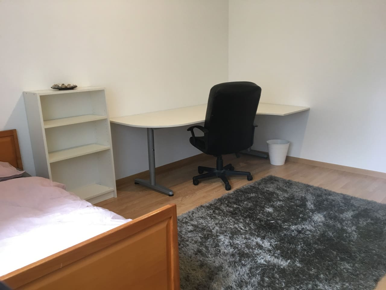 Large work space