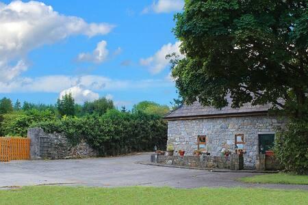 Traditional Irish Stone Cottage -  Co. Galway - Haus