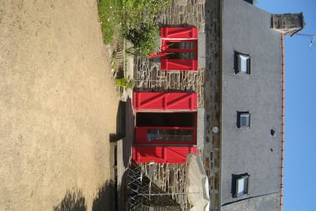 Charmante maison en pierre de type longère - Lannion - Casa