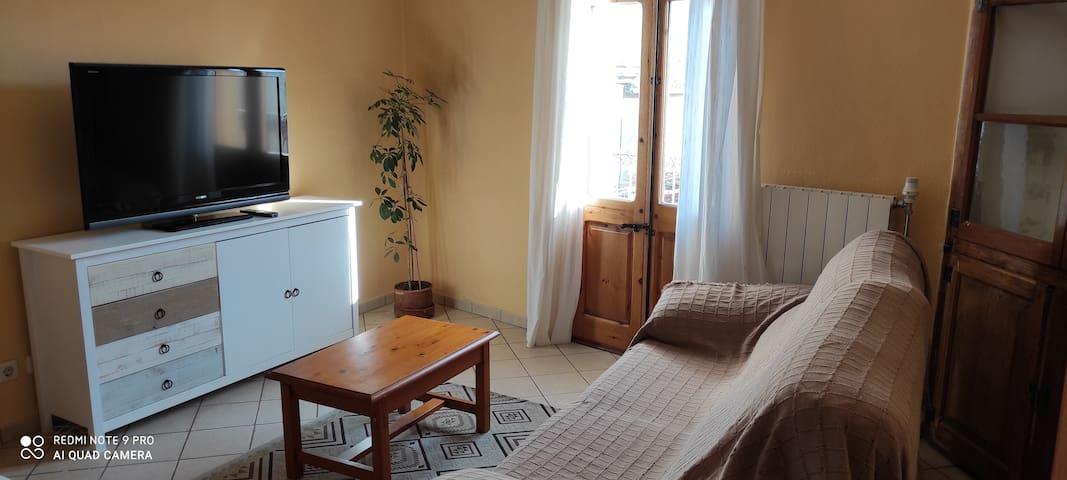 Apartament rústic a la Garrotxa
