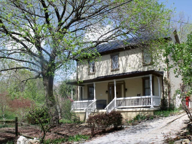 Vacation Rental: Butler Burrell House - Harpers Ferry - Casa