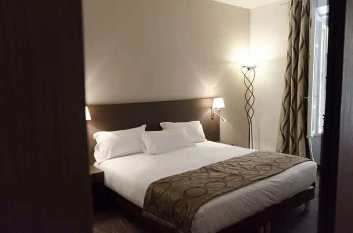 Chambre cosy dans boutique hotel