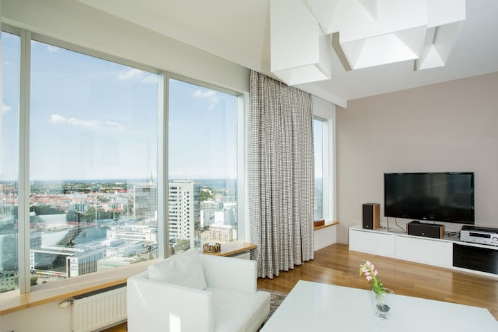 SWISSHOME Luxurious Apartment (22nd fl)