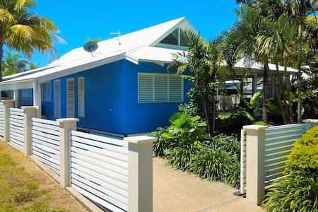 Port Hinchinbrook Beach Houses (Cassia Blue)