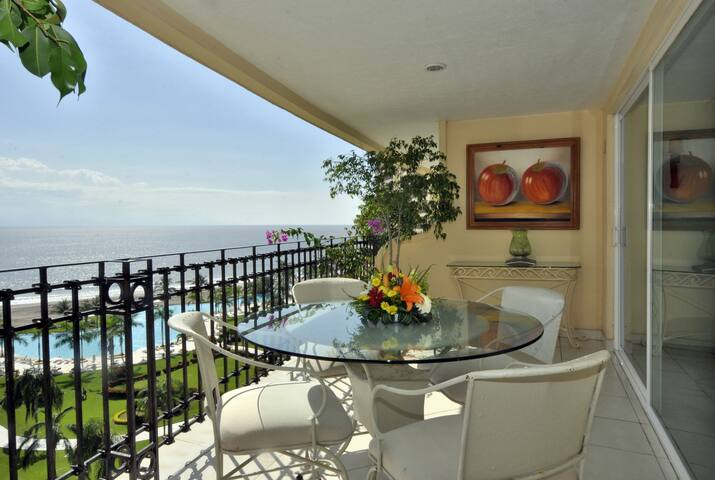 CHRISTMAS SPECIAL!!! Oceanview Condo Bayview Grand - Puerto Vallarta - Apartment