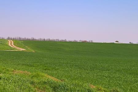 Nella verde campagna lodigiana - Graffignana - Дом